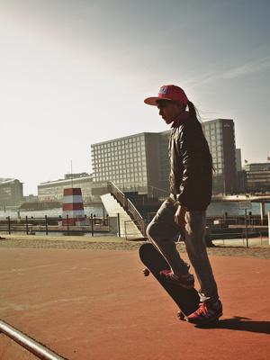 CPH Skate Girl
